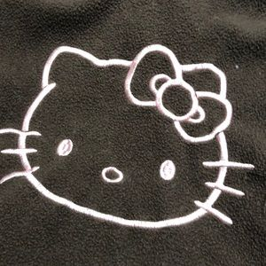 Other - Hello kitty zip up sweater
